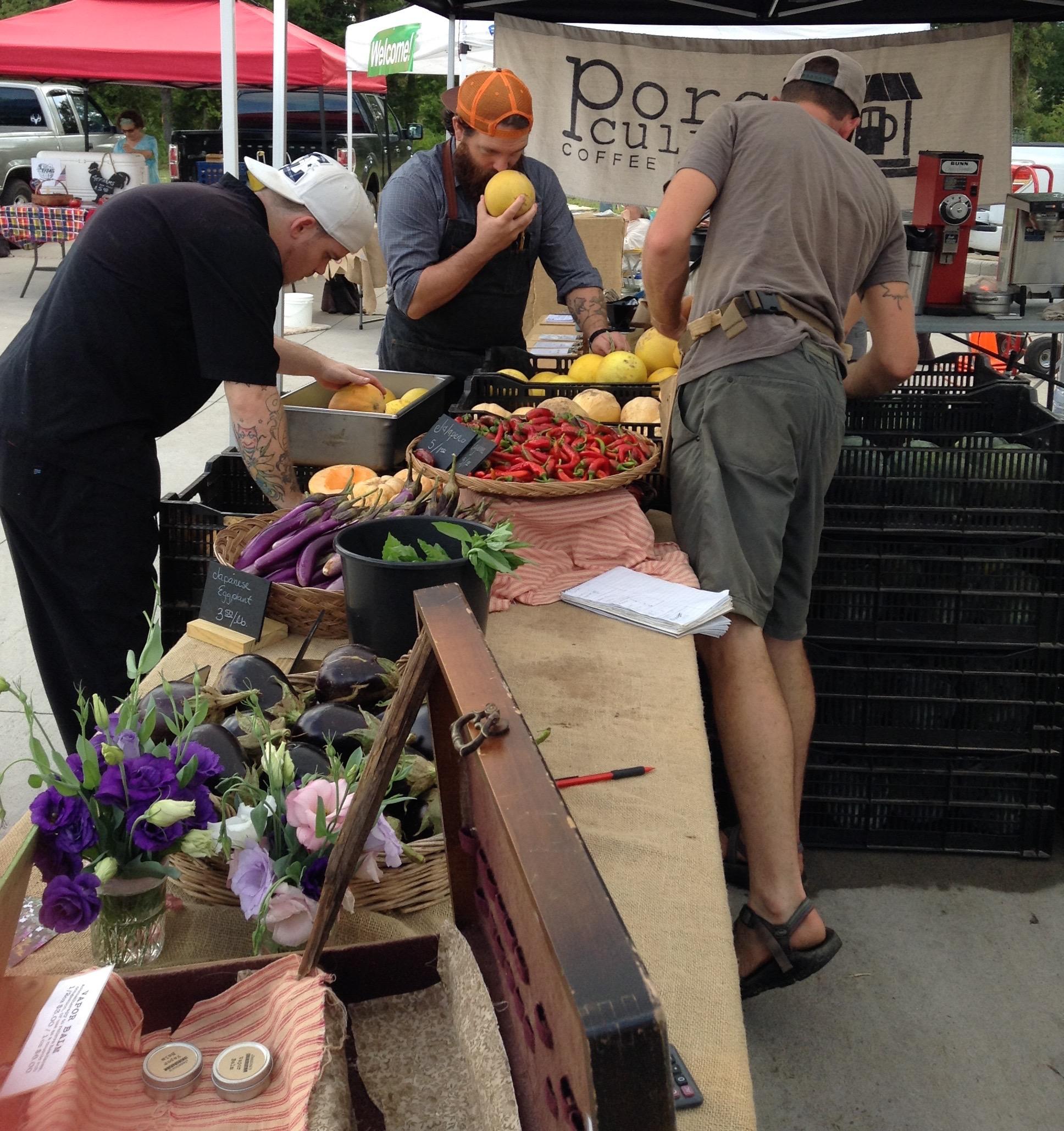 Home - Rose City Farmers Market